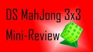 DianSheng MahJong Cube MINI-Review [Wallbuys.com]