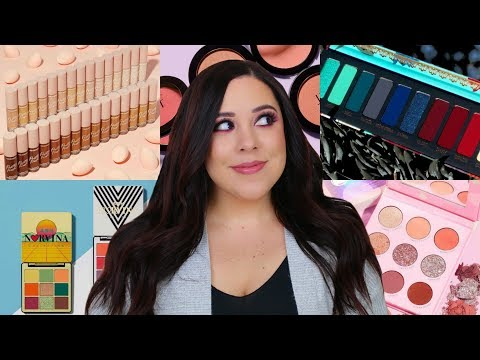 NEW EYESHADOW PALETTES HOLIDAY 2019 & DRUGSTORE MAKEUP RELEASES! PURCHASE OR PASS? thumbnail