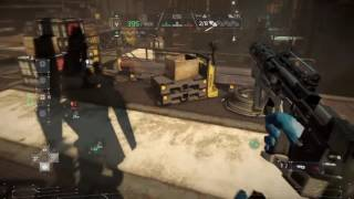Killzone: Shadow Fall Intercept Co-op - The Market Long Game Solo
