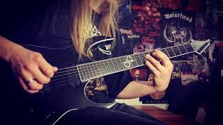 Asphyx - Deathhammer (Instrumental Cover)