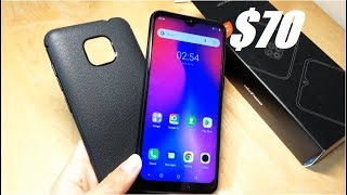 Unboxing: Ulefone Note 7 - $70 Budget Teardrop Notch Android Phone!