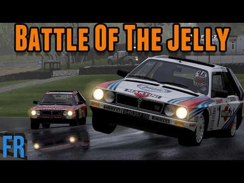 Forza Motorsport 6 Challenge - Battle Of The Jelly Part 1