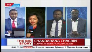 Chandarana racism claims: Sonko\'s license revocation attracts mixed reactions  | #BigStory