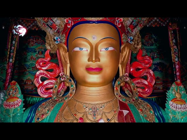 Tibet and the Himalayas: the monasteries of Ladakh (Part 1)