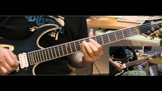Dio - Holy Diver - (Guitar Cover) - Stahlverbieger