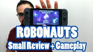 Small Review: Robonauts   Very Fun and Cheap Price!