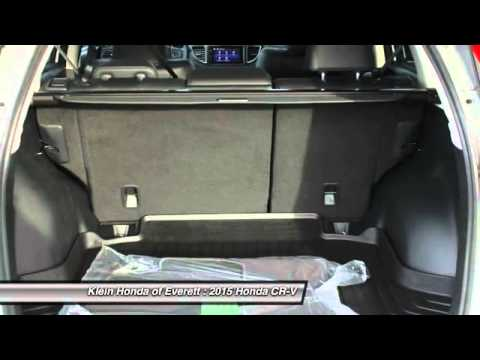 2015 Honda Cr V Everett Wa 31502 Youtube