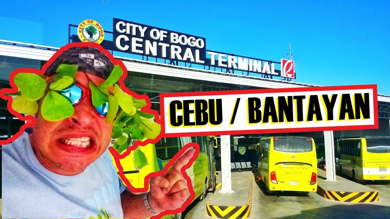 Getting to Bantayan Island, Philippines - Ceres Bus ...