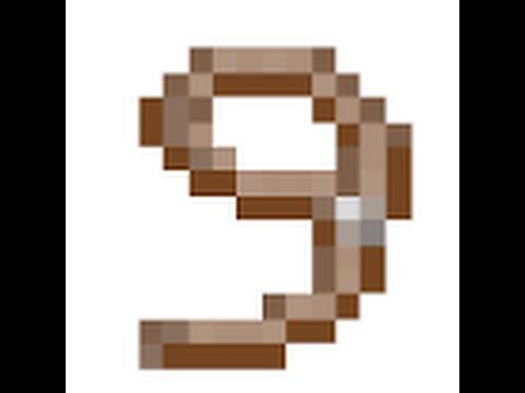 comment crafter une laisse dans minecraft-tuto - youtube