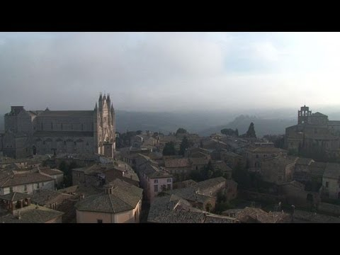 Italy's 'Slow City' goes global with mellow message