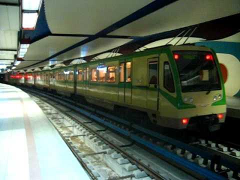 Софийско метро - Sofia Metro Line 1