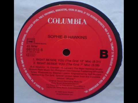 Sophie B Hawkins - Right Beside You (The Grid 12'' Mix)