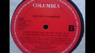 Sophie B Hawkins Right Beside You The Grid 12 Mix