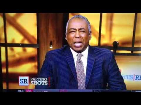 Garf on ESPN sports reporters 5-8-16 - YouTube  Garf on ESPN sp...