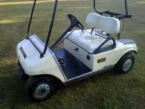 How to remove governer on a Club Car golf cart - YouTube