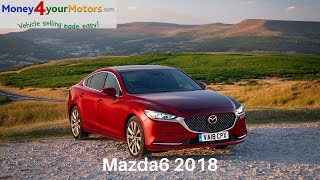 Mazda6 2018 road test and review