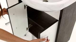 Эко wood (Тритон), мебель для ванной комнаты :: Интернет-магазин сантехники «Ванная комната»(, 2015-06-29T09:10:32.000Z)