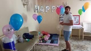 видео Где заказать воздушные шарики с гелием