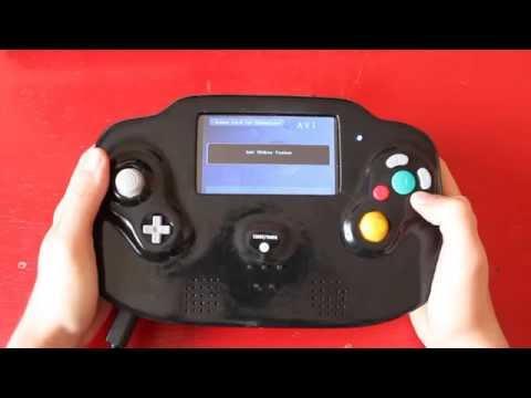 Ma GameCube 'Portable'