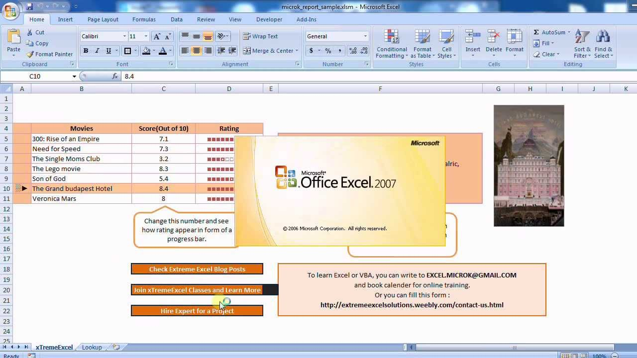 advanced excel interactive reports online excel training youtube