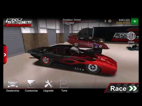 Pro Series Drag Racing Aplikasi Di Google Play