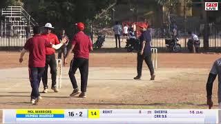 MUMBAI WARRIOR vs MGL WARRIORS 2019 SARSOLE DAY 01