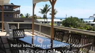 Kapoho Ocean View Home for Rent Hawaii