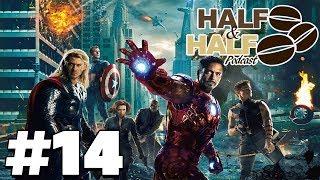 Marvel Cinematic Universe Discussion - Half & Half Podcast # 14