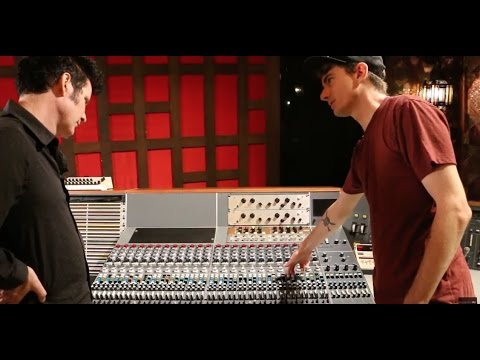 Where Rock 'N' Roll History Is Made: NRG Studio Tour - Warren Huart: Produce Like A Pro
