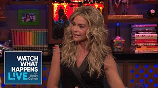 Denise Richards On Being A Real Housewife | RHOBH | WWHL