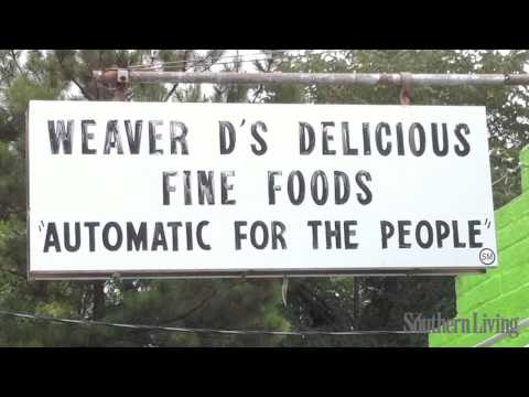 R.E.M.'s Favorite Lunch at Weaver D's in Athens, GA - Off the Eaten Path