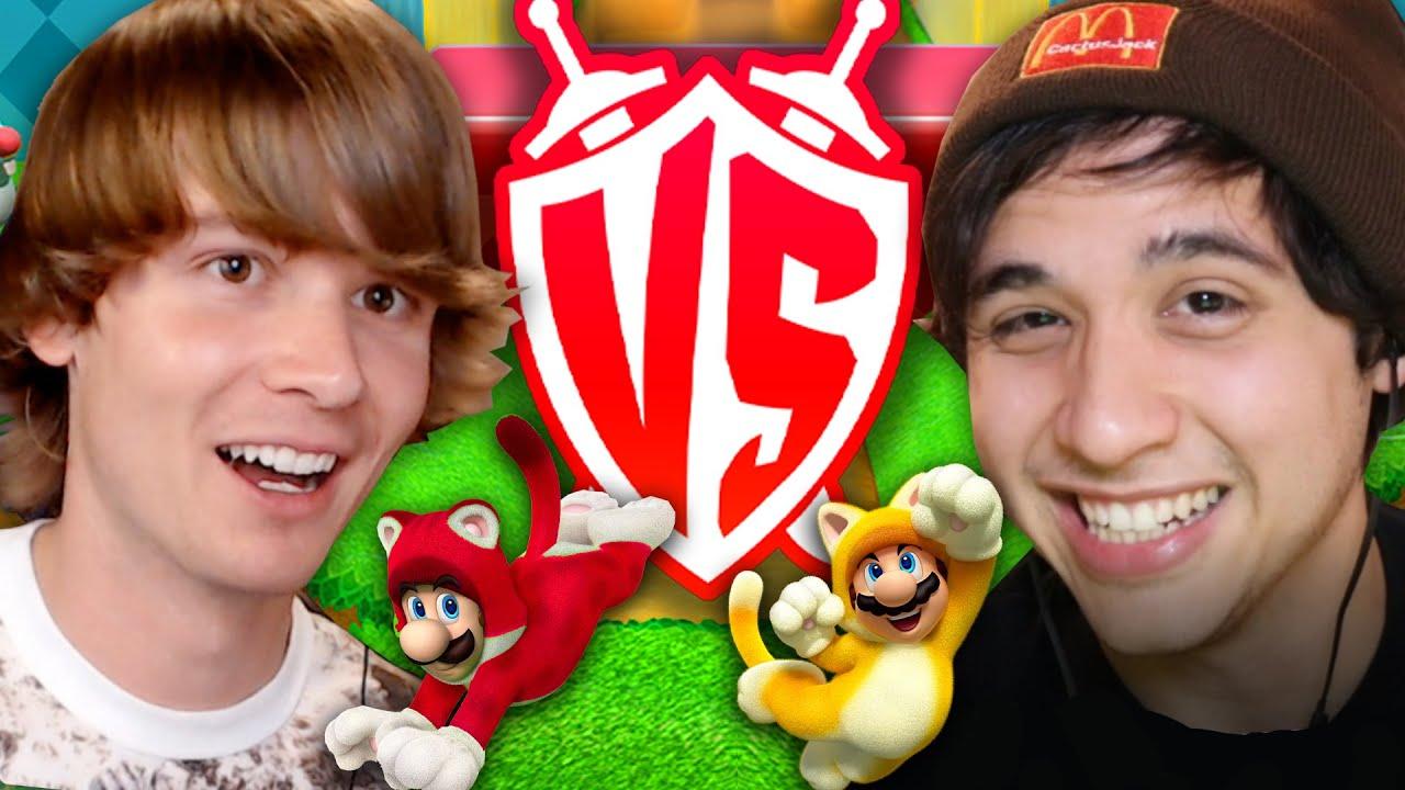 We're Racing MunchingOrange in Mario 3D World!