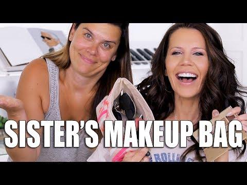FULL FACE USING SISTERS MAKEUP BAG thumbnail