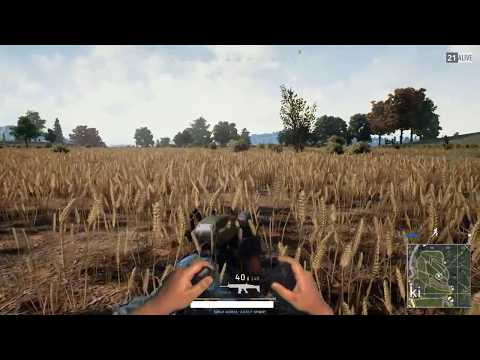 Motion Controlled: PLAYERUNKNOWN