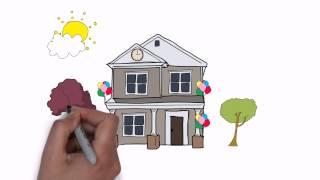 Мое первое рисованное видео. Создание рекламных роликов.(, 2013-12-30T12:32:01.000Z)