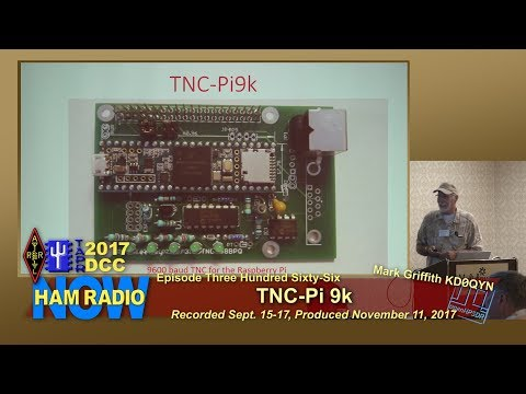 HRN 366: TNC-Pi - YouTube