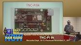 Apple II Testing Linux BPQ32 Packet radio BBS for the