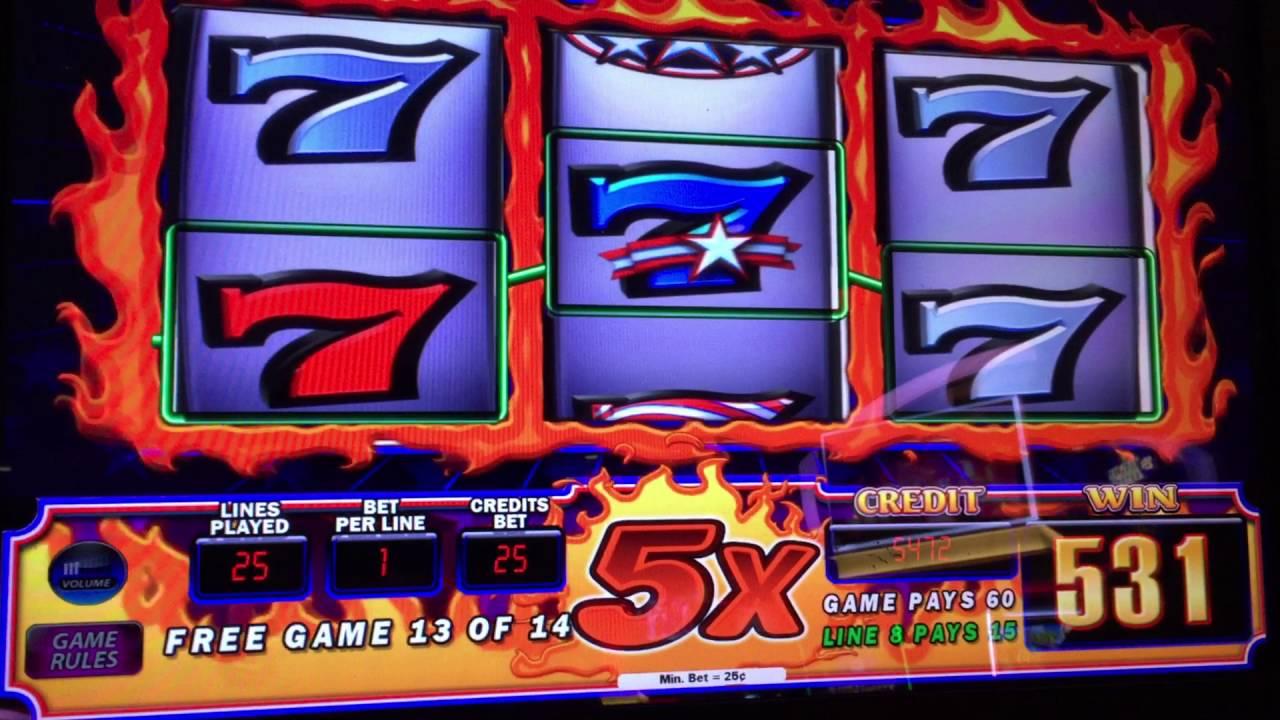 Red Hot Slots Machine
