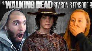 """Fans React To The Walking Dead Season 6 Episode 9: """"No Way Out"""""""
