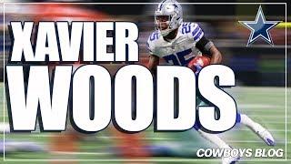 Xavier Woods Set to Start at Safety
