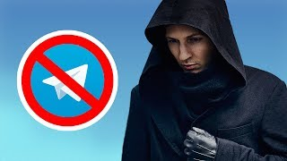 Telegram заблокировали. Кто виноват и что делать?