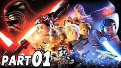 Let's Play Lego Star Wars Das Erwachen der Macht Gameplay German Deutsch Part 1 - Es beginnt