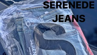 """SERENEDE """"Double Helix"""" Jeans Review"""