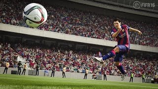 Early FIFA 16 Gameplay (No Commentary)