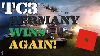 The Conquerors 3 - Germany Wins Again! (ROBLOX)