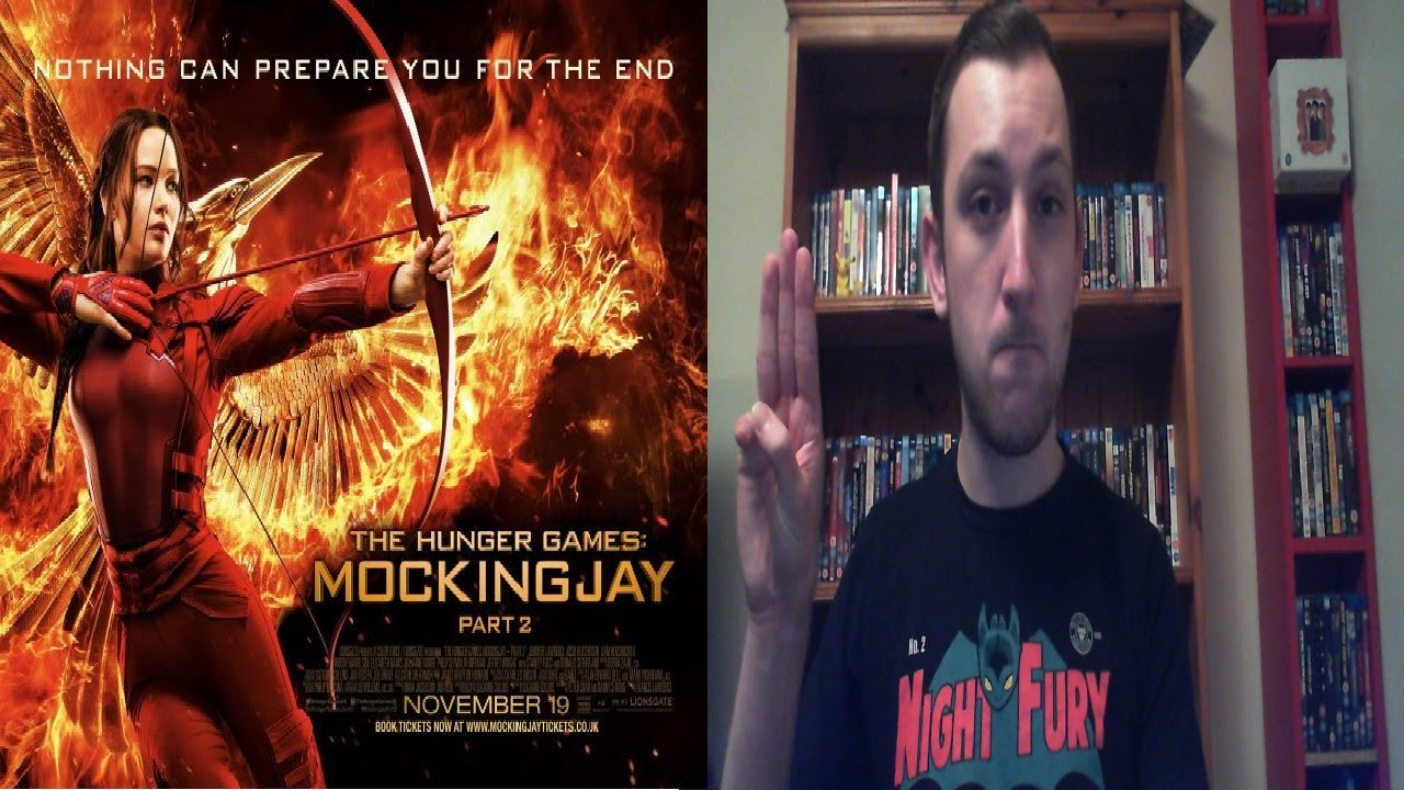 The Hunger Games: Mockingjay Part 2 Movie Review - YouTube