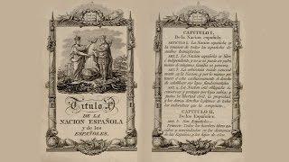 La Constitución de Cádiz por  Félix Rodrigo Mora