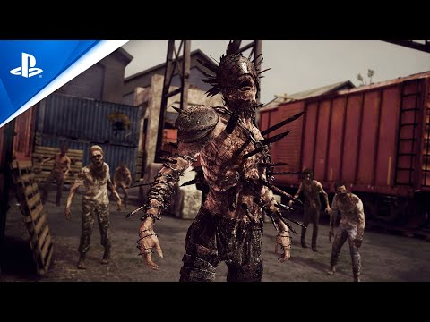 The Walking Dead Onslaught | Launch Trailer | PSVR