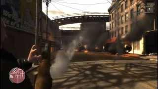 GTA 4-Война с копами