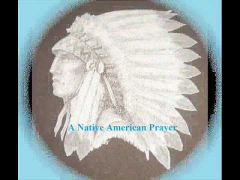 Father of the Sky (with lyrics) Native American Prayer